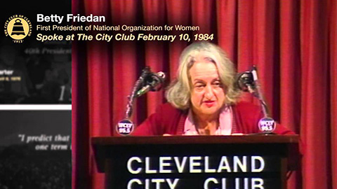 City Club of Cleveland - Centennial Celebration
